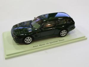 Scale model: Aston Martin V8 'Sportsman' Shooting Brake
