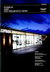 Newsletter: Aston Martin Pension and Life Assurance Schemes, September 2009