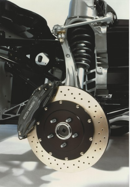 image V12 Vanquish Brakes