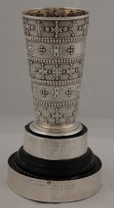 The J&M Patrick trophy, awarded by the AMOC