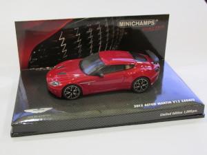 1:43 Scale Model. Aston Martin V12 Zagato,