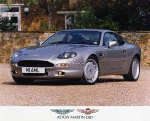 Car: The Aston Martin DB7 Prototype