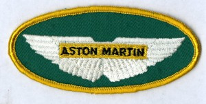 Patch with AM wings