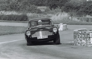 Black and White Negative Strips -1975, September 21st-Goodwood F.O.C./A.M.O.C. Meeting.Aston Martin and other historic Sports Cars,all marques.Roger Stowers Collection.