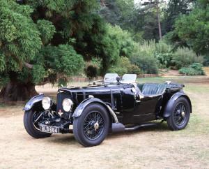 Car: 1934 Aston Martin 'Ulster', BLB 684 (K4/508/U)