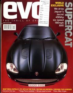 'Evo' Magazine, February 2001 - 'Aston Martin DB6'