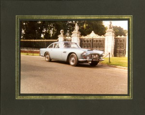 Car History File - DB4/1038/R