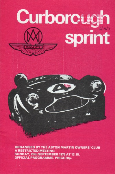 image Programme Cover