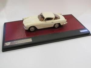 Scale Model: 1954 Aston Martin DB2/4 Fixed head Coupe Bertone Berlinetta