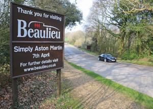 Photographs-Ian Kendall- Simply Aston Martin Rally,Beaulieu,National Motor Museum.April 7th 2019.