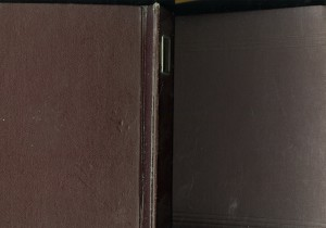 Aston Martin Lagonda Ltd. financial ledger, 1979-1985