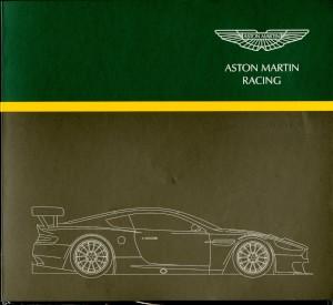 Aston Martin Racing Press CD, DBR9 Launch