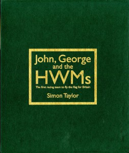 Book: 'John, George and the HWMs' by Simon Taylor
