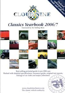 Book: Cloud Nine Classics valuation yearbook 2006/7