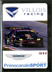 DVD promoting Villois Racing (racing with the Aston Martin DBRS9), 2010.