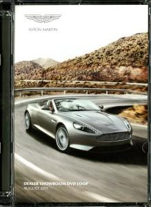 2011 Aston Martin Dealer showroom loop DVD
